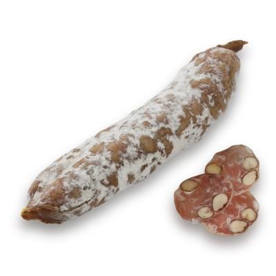 Saucisson sec de Savoie noisettes